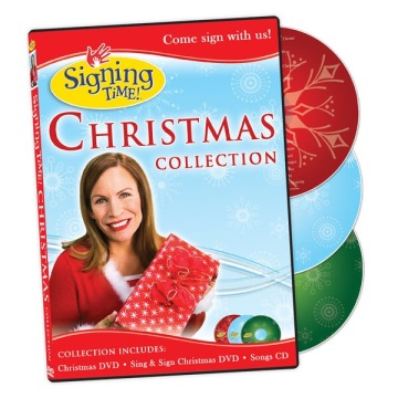 Signing Time! Christmas